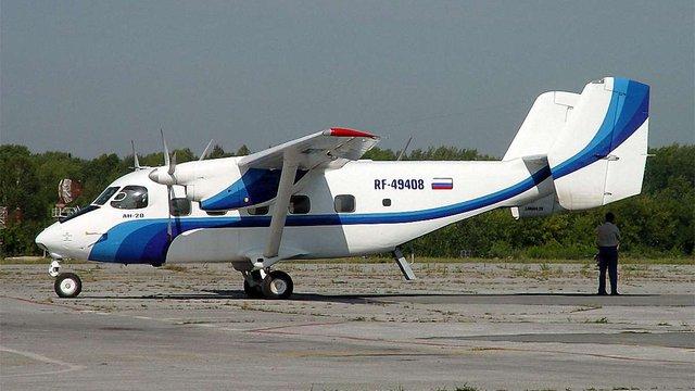На Камчатці розбився літак: 10 загиблих