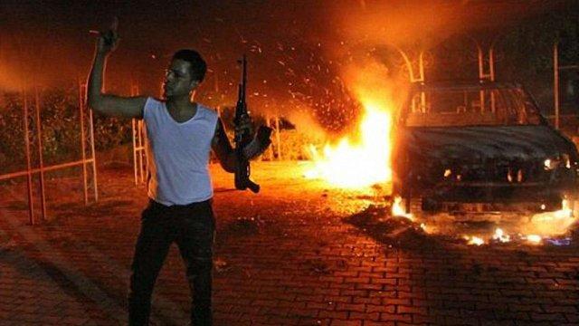 У Лівії затримали підозрюваних у нападі на консульство США