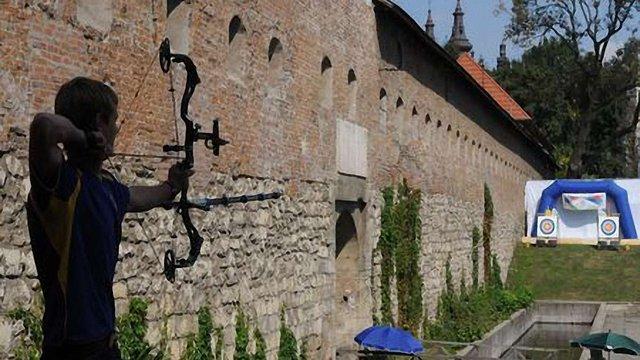 У Львові завершились міжнародні змагання зі стрільби з лука