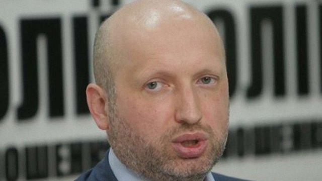 Рiшення суду щодо борг ЄЕСУ - це полiттехнологiя, – Турчинов