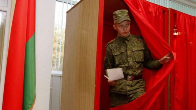 Майже 20% білорусів проголосували на достроково за парламентарів