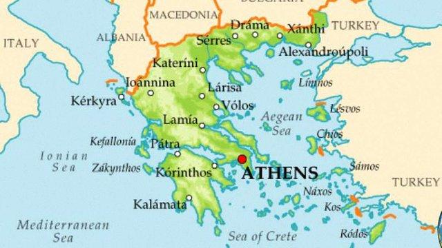 МЗС Німеччини заявило,  що Греція не отримає компенсації