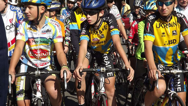 Львів'янка перемогла у Всеукраїнських велоперегонах