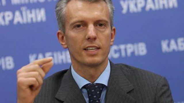 Україна не порушуватиме митних зобов'язань перед СОТ, - Хорошковський