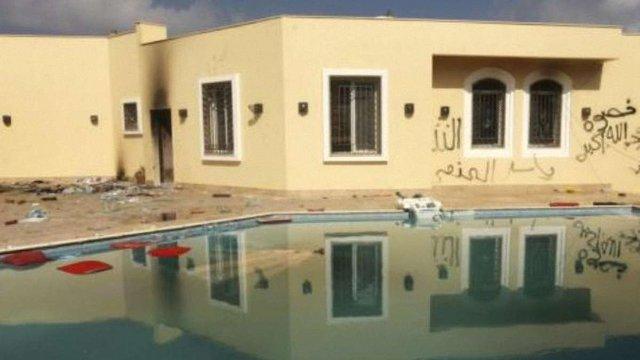 США скорочують штат співробітників свого посольства в Лівії