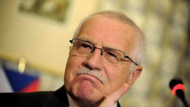 Чоловіка, який стріляв у президента Чехії, затримали