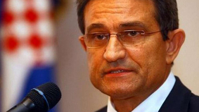 У США помер спікер парламенту Хорватії