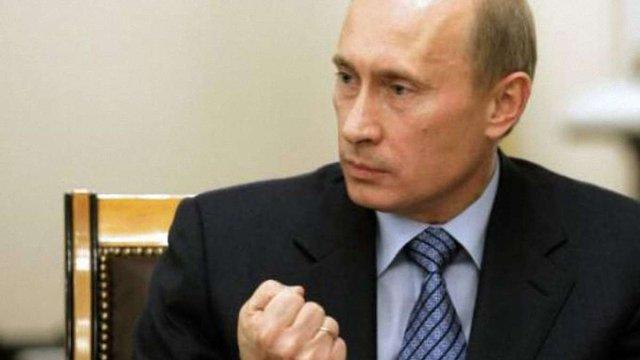 Путін: У Європі розгорнули кампанію проти «Газпрому»