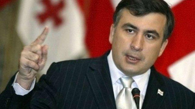 Саакашвілі має піти у відставку, - лідер грузинської опозиції