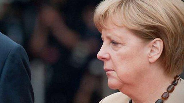 У Греції готуються зустріти Меркель протестами