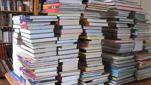 У  Львові та області збирають книжки для сільських бібліотек