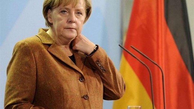 Меркель пообіцяла Греції підтримку Німеччини