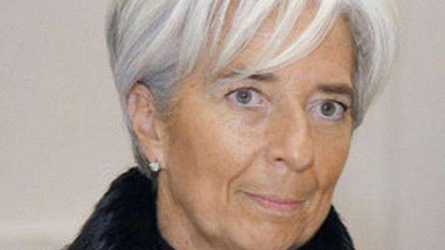 Економіка відновлюється повільніше, ніж прогнозували, - глава МВФ