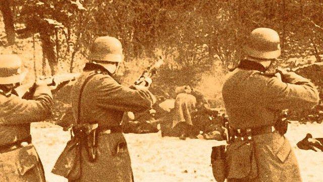 Злочини «Einsatzkommando Lemberg»