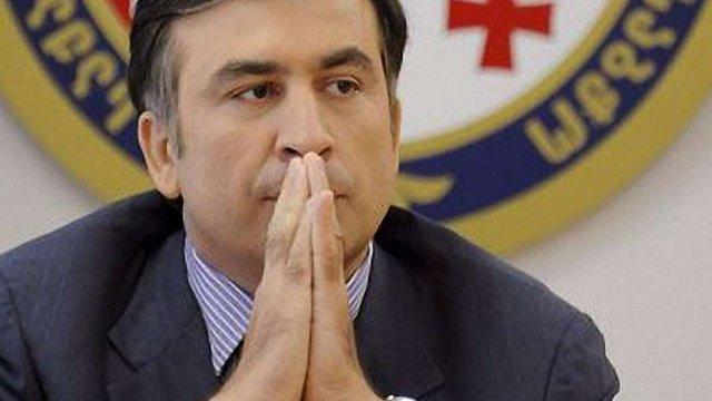 Літак Саакашвілі здійснив екстрену посадку в Бухаресті
