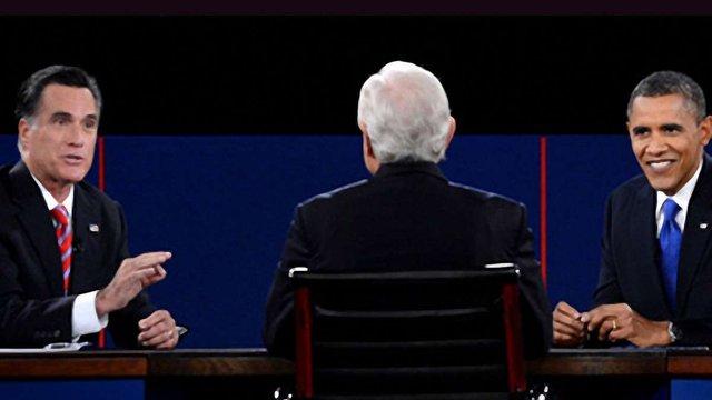 Обама вирвав перемогу на останніх дебатах із Ромні