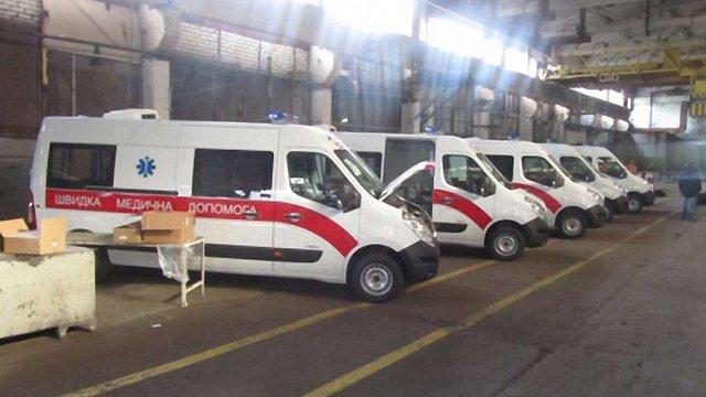 Запоріжжя оновить парк  «швидкої допомоги» 26 машинами ЛАЗу