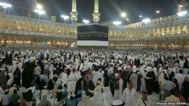 У мусульман розпочинається хадж