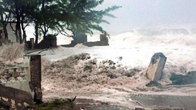 20 людей вже стали жертвами урагану Сенді на Кубі та Гаїті