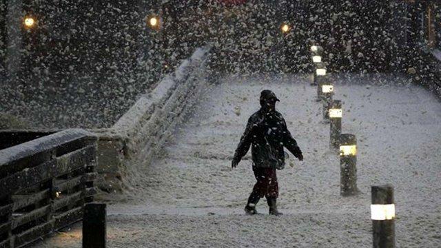 У США лютує буревій Sandy: є загиблі