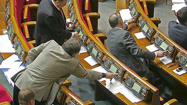 Балога: Особисте голосування – це обов'язок депутата