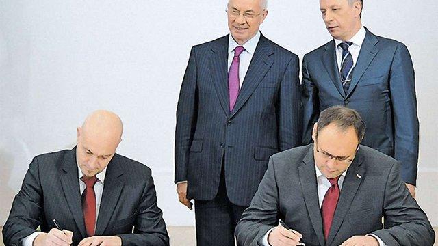 В уряді сказали, ким є людина, з якою підписали мільярдну угоду