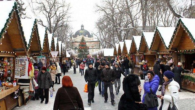 Різдвяний ярмарок у Львові відкриють «Бурдон» і «Йорий Клоц»