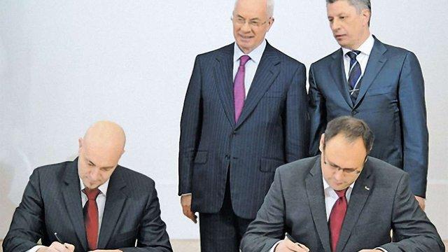 Підписання угоди по LNG-терміналу треба розслідувати, – Янукович
