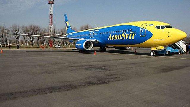 """""""АероСвіт"""" скасував 17 рейсів на сьогодні"""
