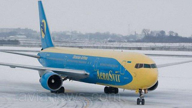 Азаров вимагає від «Аеросвіту» компенсацій для постраждалих