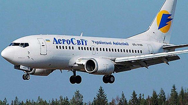 """""""Аероcвiт"""" відновив регулярність польотів"""