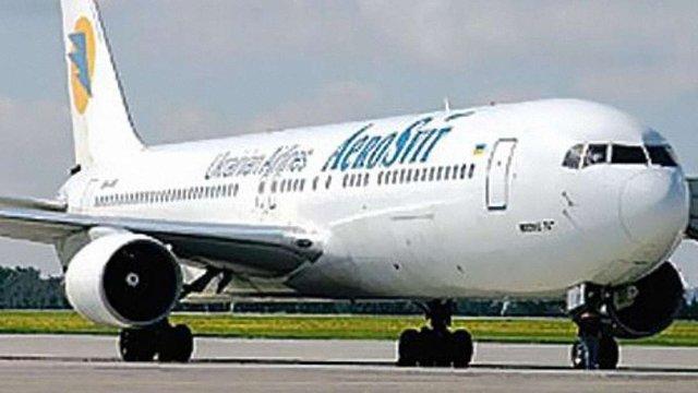 """""""Аеросвіт""""  припиняє обслуговувати 90%  рейсів"""