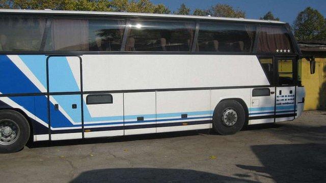 У Франції перекинувся автобус із російськими туристами