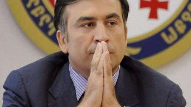 Саакашвілі впевнений, що Грузія не зверне з курсу євроінтеграції