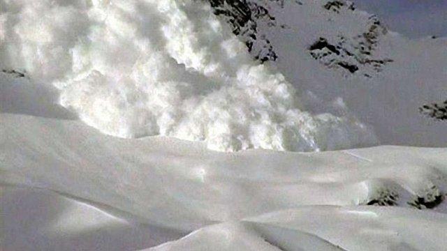 У Карпатах є небезпека сходження снігових лавин