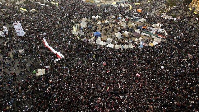 У Єгипті друга річниця повстання не обійшлася без сутичок