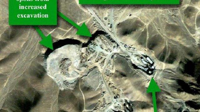 В Ірані - вибух на підземному урановому заводі. Під землею 240 осіб, - ЗМІ