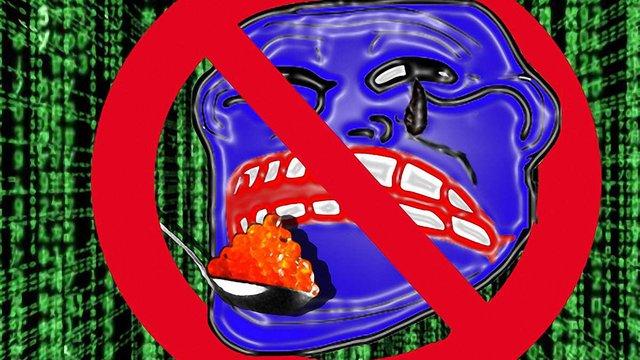 Не годуй кремлівського троля