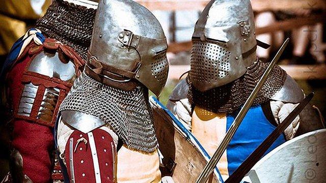 Перший чемпіонат України з історичного середньовічного бою пройде у Львові