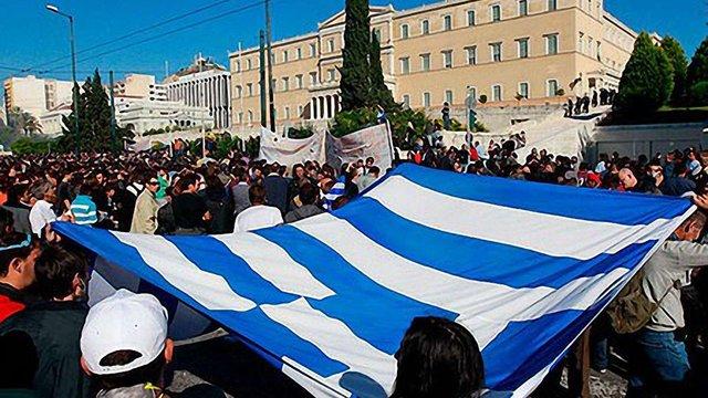 У Греції новий страйк: на роботу не вийшли медики й транспортники