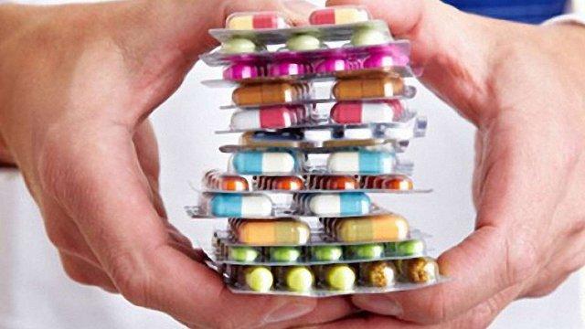 Ринок медикаментів монополізували 4 компанії, - АМКУ