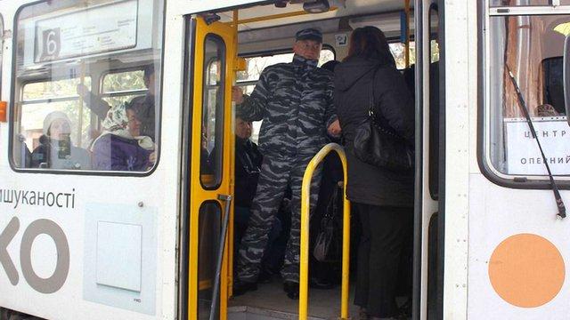 СЕС через навігатори перевірить львівський електротранспорт