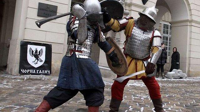 90 бійців приїдуть на чемпіонат з історичного Середньовічного бою у Львів