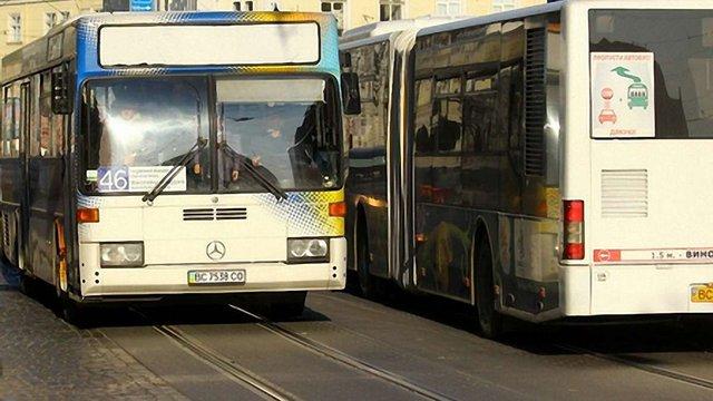 Хто обслуговує львівські маршрутки - ZAXID.NET 5324a6a018bd8