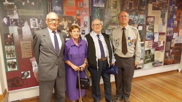 У Сіднеї відкрили виставку «УПА. Історія нескорених»