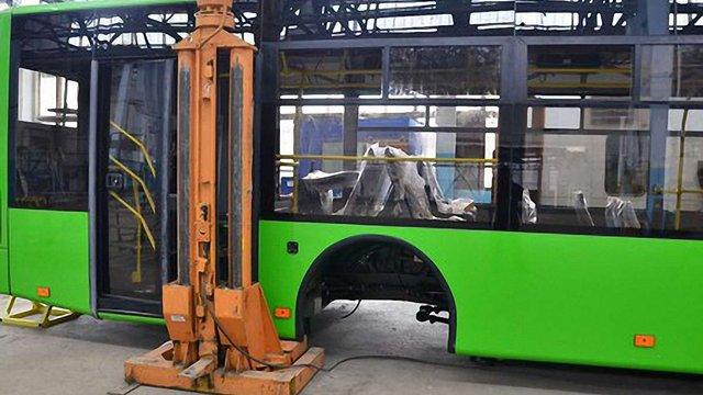 ЛАЗ переносить виробництво автобусів для громадського транспорту зі Львова