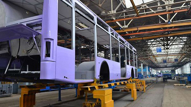 ЛАЗ виготовлятиме тролейбуси для Болгарії