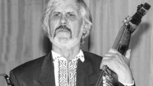Помер відомий український композитор і бандурист Віктор Лісовол
