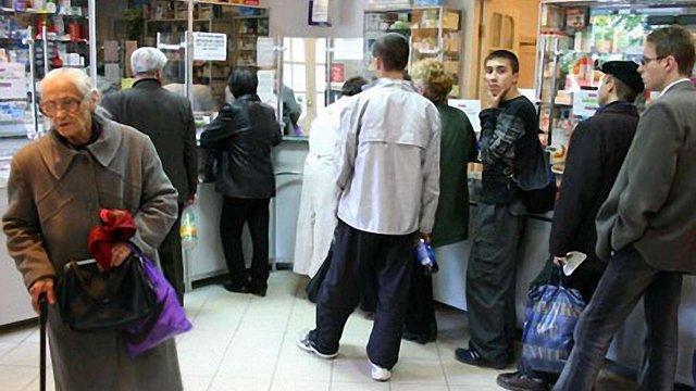 Щороку українці купують іноземних ліків на $2 млрд, – Грищенко