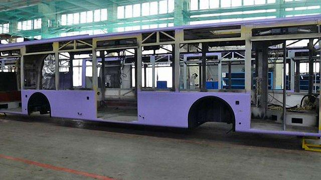 ЛАЗ поставить в Болгарію 8 тролейбусів на 16 млн грн